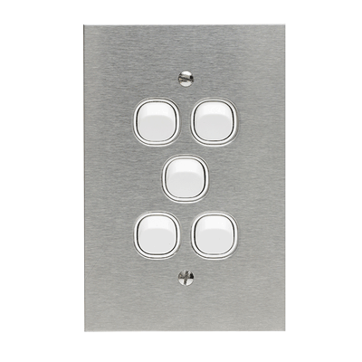 Metal Plate switch