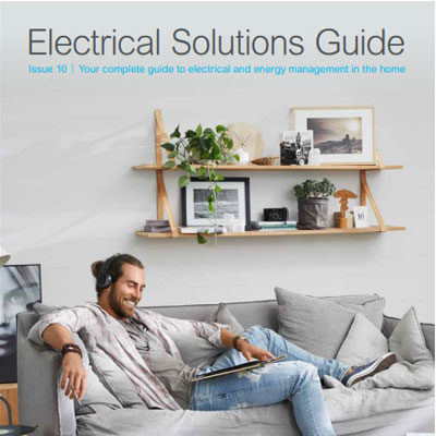 PDL Electrical Solutions Guide brochure cover