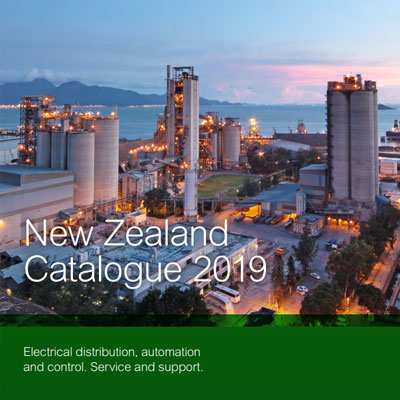 New Zealand Catalogue 2019 cover