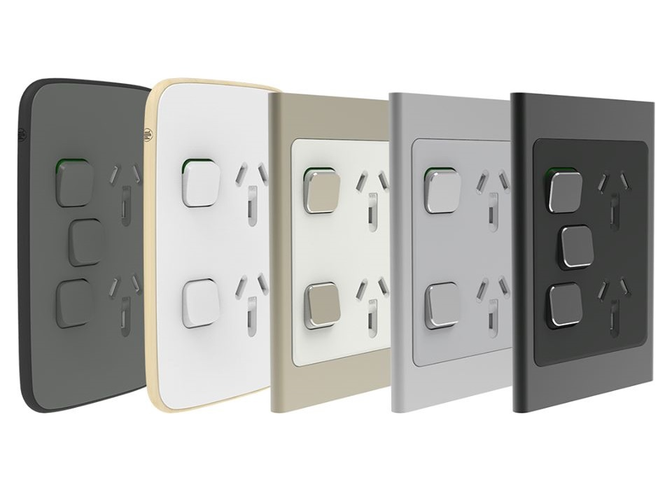 Iconic Styl and Essence vertical sockets skins