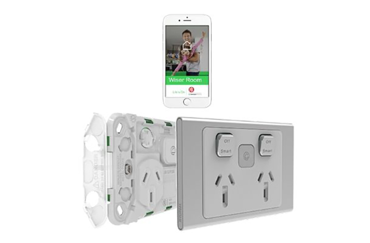 Smart Socket and Wiser Room app